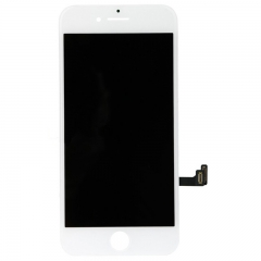 For iPhone 8 LCD Screen Display With Touch Digitizer Assembly - White High Quality