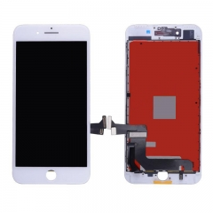 For iPhone 7 Plus LCD Screen Display With Touch Digitizer Assembly - White High Quality