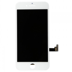 For iPhone 8 Plus LCD Screen and Digitizer Assembly with Frame - White High Quality