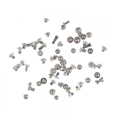For iPhone 7 Plus Full Screw Set Replacement - Silver
