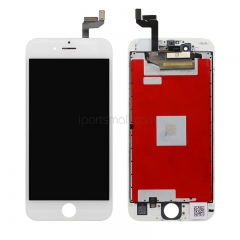 For iPhone 6S LCD Screen and Digitizer Assembly With Frame - White High Quality