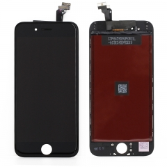 For iPhone 6 LCD Screen With Digitizer and Frame Assembly - Black High Quality