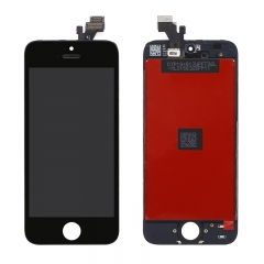 For iPhone 5 LCD Screen With Digitizer and Frame Assembly - Black High Quality