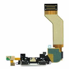 For iPhone 4S Dock Connector Flex Cable - White