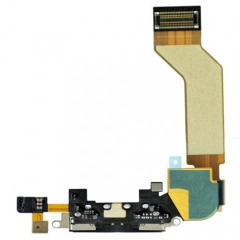 For iPhone 4S Dock Connector Flex Cable - Black