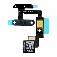 For iPad Air 2 Power Button Microphone Flex Cable (821-00004-04)