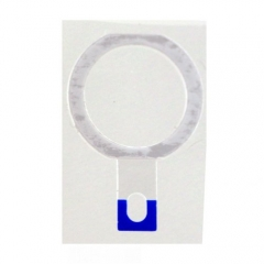 For iPad Air  5Gen Home Button Ruuber Ring