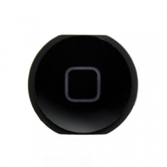 For iPad Air  5Gen Home Button - Black