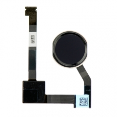 For iPad Air 2 Home Button With Flex Cable Assembly - Black