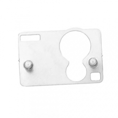 For iPad 2 Front Camera Metal Bracket