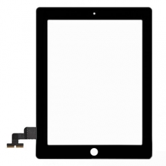 For iPad 2 Touch Screen Digitizer Original - Black
