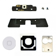 For iPad 2 Digitizer Mounting Kit with White Button