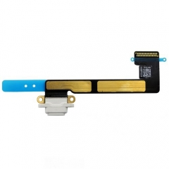 For iPad Mini 2/3 Lightning Connector Flex Cable - White
