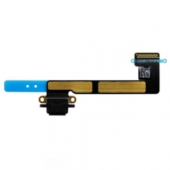 For iPad Mini 2/3 Lightning Connector Flex Cable - Black