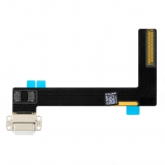 For iPad Air 2 Dock Connector Flex Cable - White