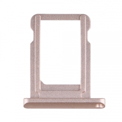 "For iPad Mini 4/Pro 9.7"" 12.9"" SIM Card Tray - Gold"