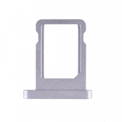 "For iPad Mini 4/Pro 9.7"" 12.9"" SIM Card Tray - Silver"