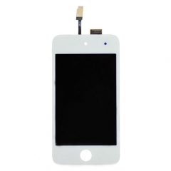 For iPod Touch 4th Gen LCD with digitizer -White