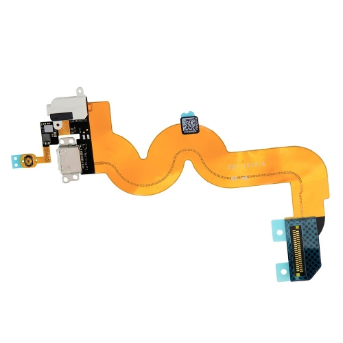 For iPod Touch 5th Gen USB Charging Connector Flex Cable -White