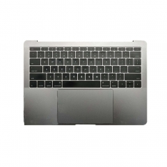 "For Macbook Pro 13"" 2016 A1708 Topcase Palmrest with US Keyboard with Trackpad Assembly Space Grey Silver"