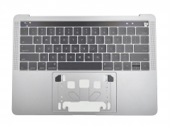 "For Macbook Pro 13"" 2016 A1708 Topcase Palmrest with US Keyboard Assembly Space Grey Silver"