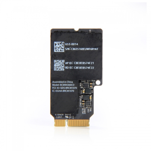 For iMac 21.5 A1418 AirPort Wireless Network Card (Late 2012,Mid 2014)