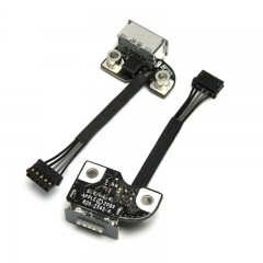 For MacBook Pro A1278 A1286 Magsafe Board #820-2565-A (Mid 2009-Mid 2012)