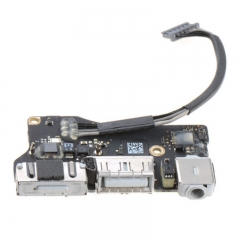 "For MacBook Air 13"" A1466 IO Board (MagSafe 2, USB, Audio) 820-3214-A (Mid 2012)"