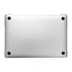 "For MacBook Pro 13"" A1706  Retina Touch Bar Bottom Case- Silver"