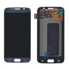 For Samsung Galaxy S6 G920 G920F LCD Screen Display Assembly - Blue