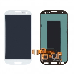 For Samsung Galaxy S3 LCD Screen Display Assembly - White
