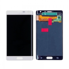 For Samsung Galaxy Note Edge SM-N915 N915 LCD Screen and Digitizer Assembly - White