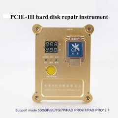 PCIE-III Hard Disk Repair Instrument Test For iPhone 6S / 6SP / 7G / 7P / SE / PXDPRO Hard Drive Test Stand