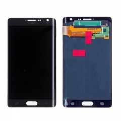 For Samsung Galaxy Note Edge SM-N915 N915 LCD Screen and Digitizer Assembly - Black