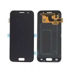 For Samsung Galaxy A3 2017 A320 LCD Screen Touch Digitizer Assembly - Black