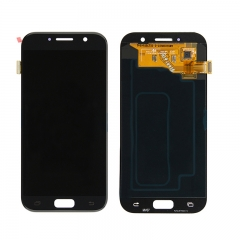 For Samsung Galaxy A5 2017 A520 SM-A520 LCD Screen Touch Digitizer Assembly - Black