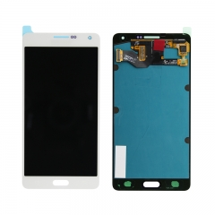 For Samsung Galaxy A7 2015 A700 A700F LCD Screen Touch Digitizer Assembly - White
