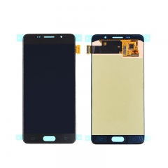 For Samsung Galaxy A5 2016 A510 SM-A510F LCD Screen Touch Digitizer Assembly - Black