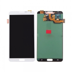 For Samsung Galaxy Note 3 Neo N750/N7505 LCD Display Touch Digitizer Assembly - White