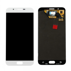 For Samsung Galaxy A8 2015 A800 LCD Display Touch Digitizer Assembly - White