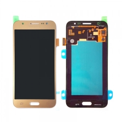 For Samsung Galaxy J5 2015 J500 J500F J500H LCD Display Touch Screen Digitizer Assembly - Gold