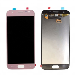 For Samsung Galaxy J3 2017 J330 J330F J330FN LCD Display Touch Screen Digitizer Assembly - Pink