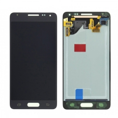 For Samsung Galaxy Alpha G850 LCD Display Touch Screen Digitizer Assembly - Black