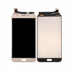 For Samsung Galaxy J7 2017 Prime J727 J727P J727T LCD Display Touch Screen Digitizer Assembly - Gold