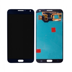 For Samsung Galaxy E7 E700 LCD Display Touch Screen Digitizer Assembly - Black
