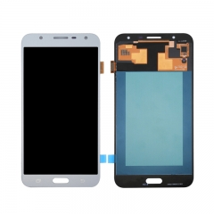 For Samsung Galaxy J7 Neo J701 J701F J701M LCD Display Touch Screen Digitizer Assembly - White