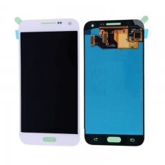 For Samsung Galaxy E5 E500 LCD Display Touch Screen Digitizer Assembly - White