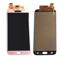 For Samsung Galaxy J7 Pro 2017 J730 J730F J730FN  LCD Display Touch Screen Digitizer Assembly - Pink