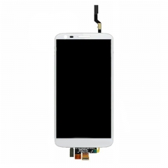 For LG G2 D802 LCD Screen Display Digitizer Assembly - White
