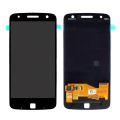 For Motorola Moto Z XT1650 LCD Display Touch Screen Digitizer Assembly - Black